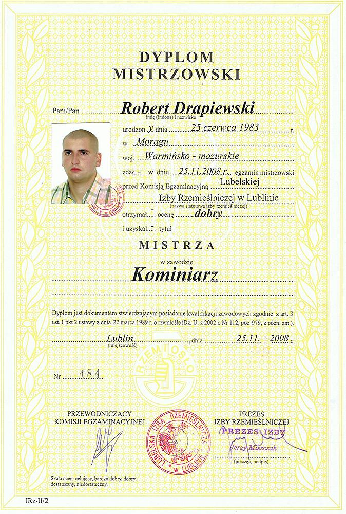 Robert Drapiewski