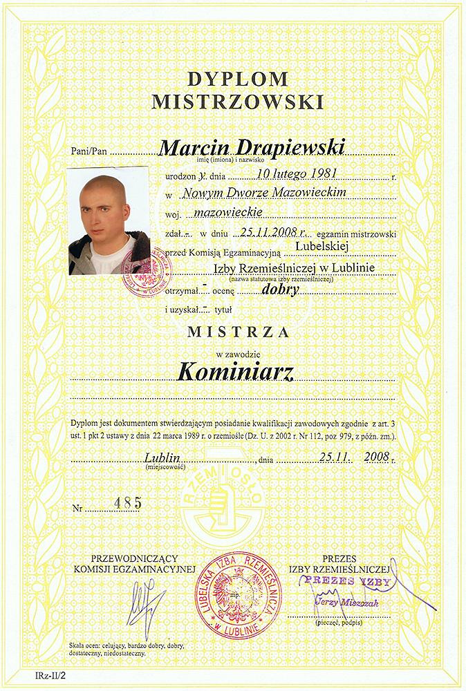 Marcin Drapiewski